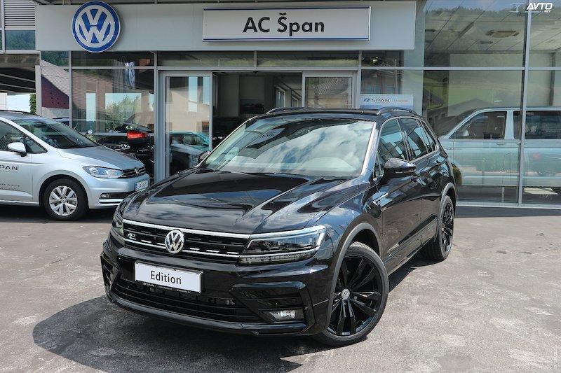 Volkswagen Tiguan .4M 2.0 TDI BMT R-Line Black Style Edition DSG