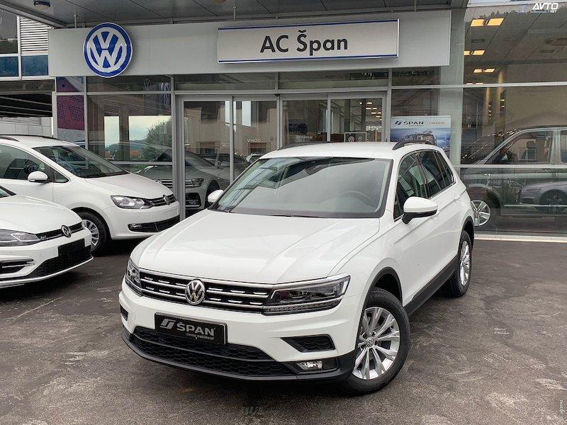 Volkswagen Tiguan 1.5 TSI ACT BMT Comfort Edition