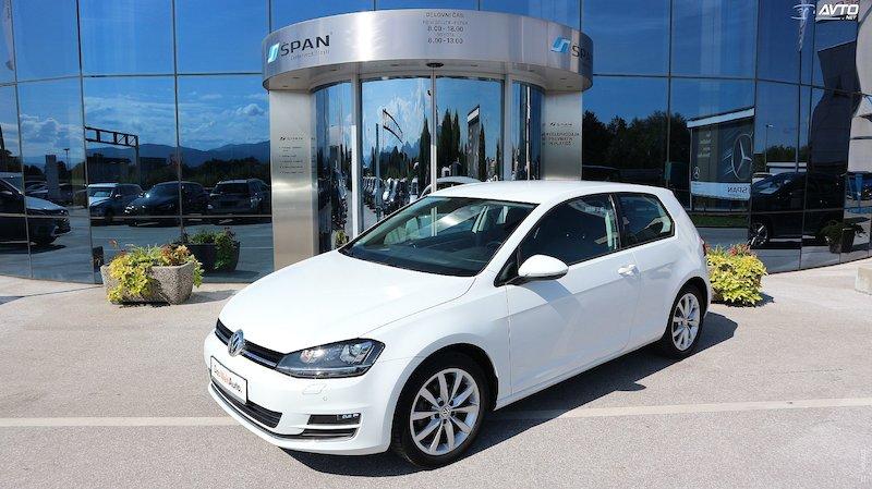 Volkswagen Golf 1.4 TSI BMT ACT Highline +XENON ITD