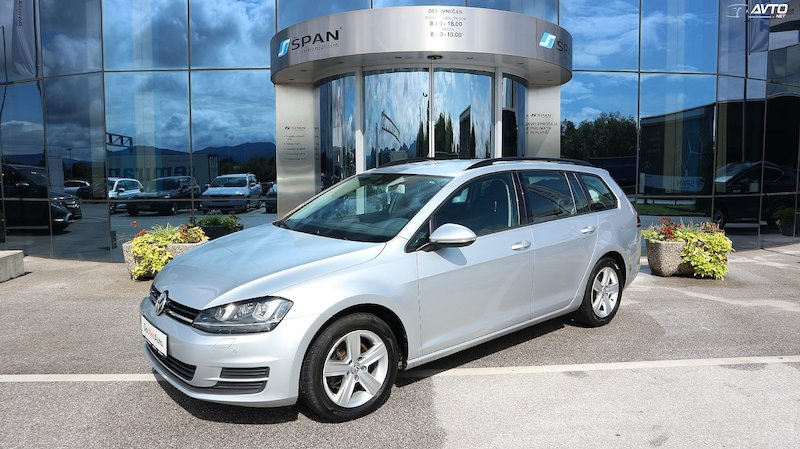 Volkswagen Golf Variant 1.6 TDI BMT Comfortline DSG +TOP OPREMA