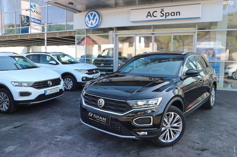 Volkswagen T-Roc .2.0 TDI 4M Sport