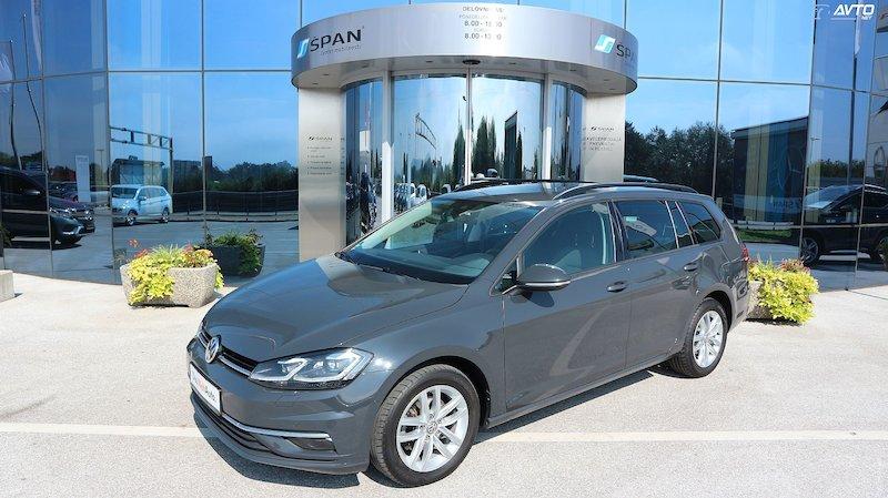 Volkswagen Golf Variant 1.6 TDI BMT Comfortline DSG +ACC+LED+NAVI