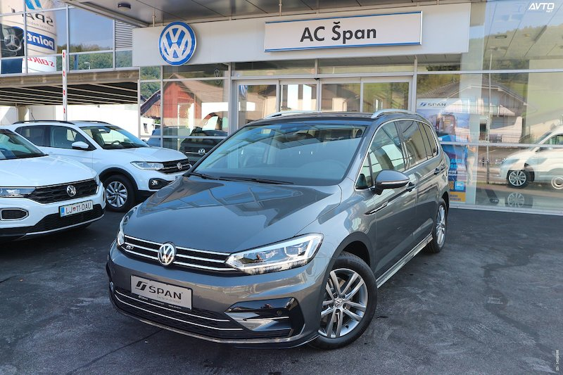 Volkswagen Touran .1.6 TDI BMT R-Line Edition DSG
