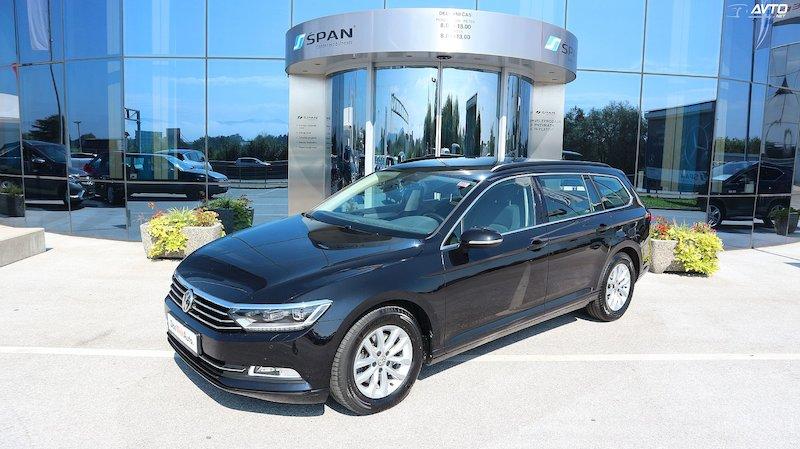Volkswagen Passat Variant 2.0 TDI Comfortline +ACC+LED +TOP OPREMA