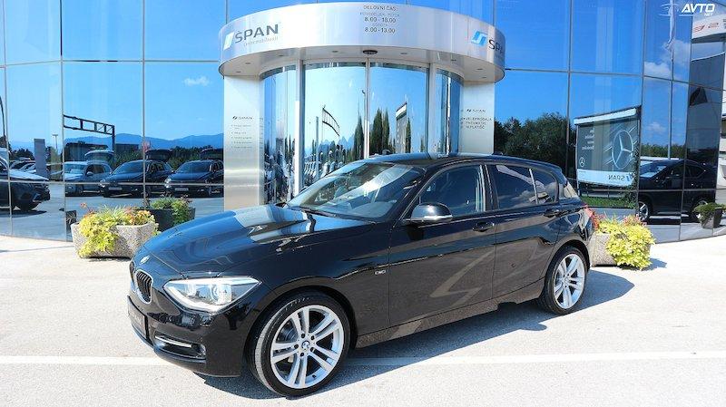 BMW serija 1 118d +XENON. NAVI ITD