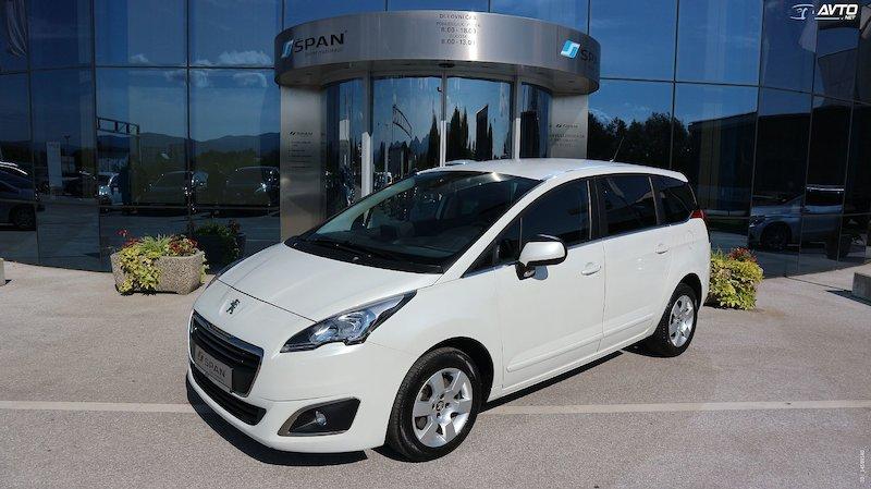 Peugeot 5008 1.6 BlueHDi Active BUSINESS Avt. +NAVI 2xKLIMA ITD