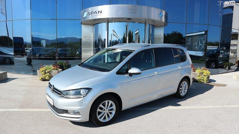 Volkswagen Touran 2.0 TDI BMT Comfortline DSG +ACC+NAVI+KAMERA ITD