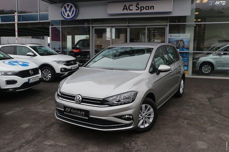 Volkswagen Golf Sportsvan .1.5 TSI ACT Comfortline DSG