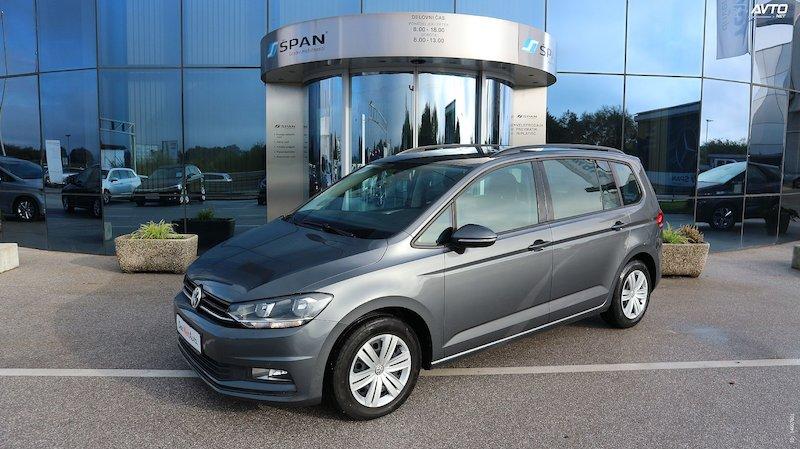 Volkswagen Touran 1.6 TDI BMT Trendline +NAVI+TEMPOMAT ODLIČNI