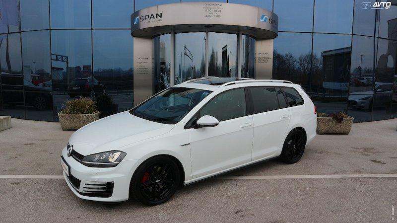 Volkswagen Golf Variant 2.0 GTD +1.LASTNIK+SLO +TOP OPREMA