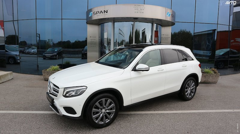 Mercedes-Benz GLC-Razred GLC 250 d 4MATIC Exclusive Avt. +AIRMATIC+PANO+COM