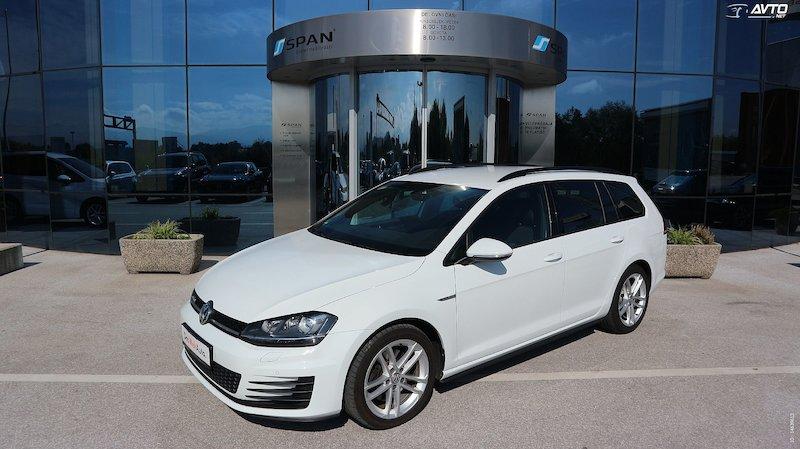 Volkswagen Golf Variant 2.0 GTD BMT DSG +NAVI+XENON ITD