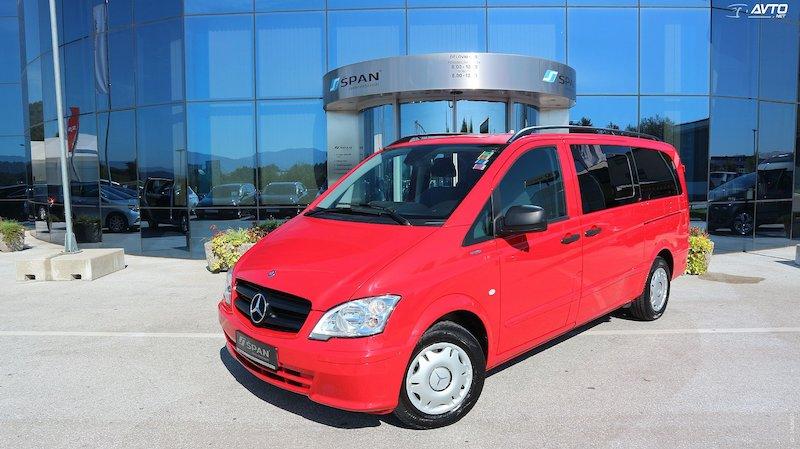 Mercedes-Benz Vito 116 CDI AUT SLO +1.LASTNIK SAMO 79.000KM