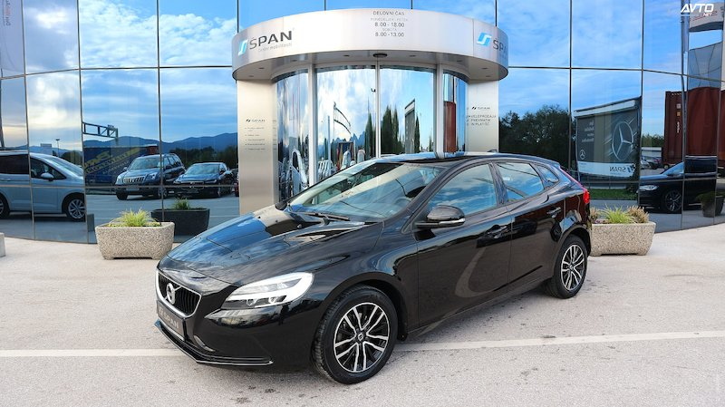 Volvo V40 D2 BUSINESS +FULL LED+NAVI ITD