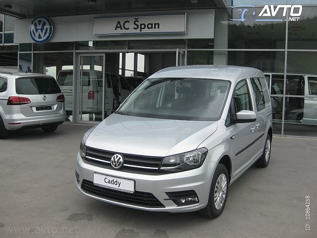 Volkswagen Caddy .Krpan Business TDI