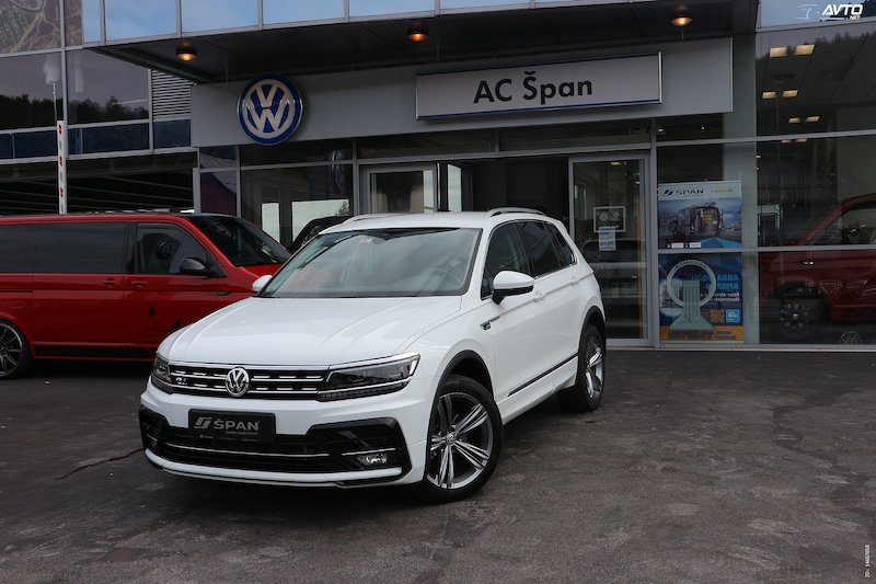Volkswagen Tiguan .4motion 2.0 TDI BMT R-Line Edition AKCIJA ALL INC