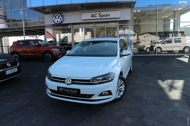 Volkswagen Polo .1.0 TSI Style AKCIJA All inclusive