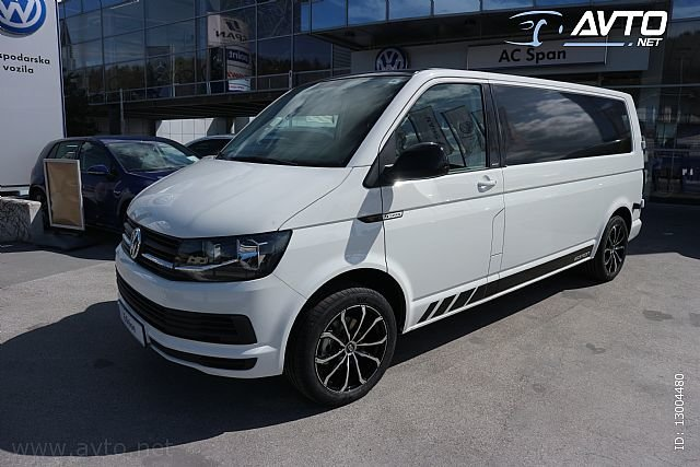 Volkswagen Transporter .2.0 TDI FURGON NS DMR EDITION INDIVIDUAL