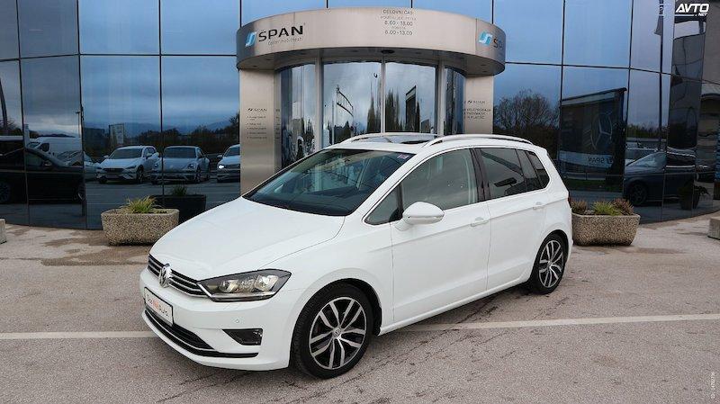 Volkswagen Golf Sportsvan 2.0 TDI BMT Highline +ACC+PANORAMA+XENON