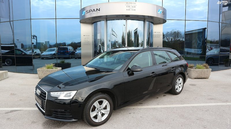 Audi A4 Avant 2.0 TDI AUT +NAVI+XENON ITD