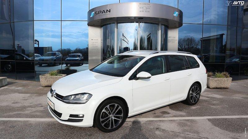 Volkswagen Golf Variant 2.0 TDI ALLSTAR DSG +LED +ACC +NAVI ITD