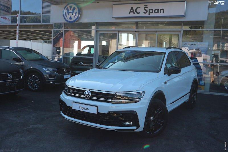 Volkswagen Tiguan .2.0 TDI BMT R-Line Edition AKCIJA ČMC
