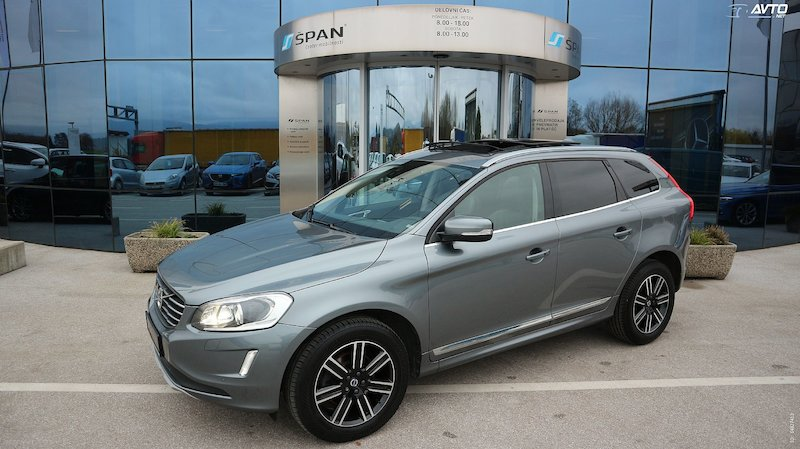 Volvo XC60 D4 AWD EDITION Avt. +PANORAM+DISTRONIC+TOP OPREMA