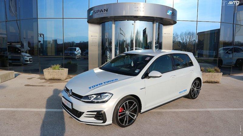 Volkswagen Golf 2.0 GTD BMT DSG +ACC+NAVI +TOP OPREMA