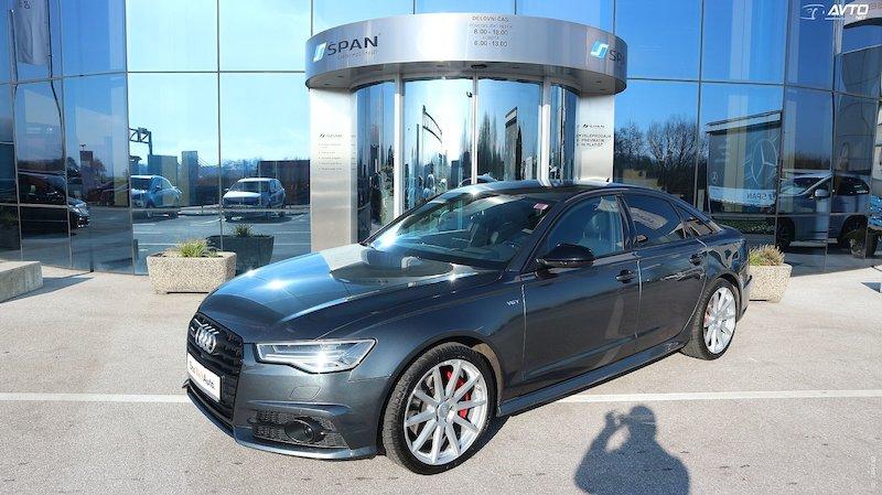 Audi A6 3.0 TDI quattro Competition AUT +ACC+NAVI+HEADUP..