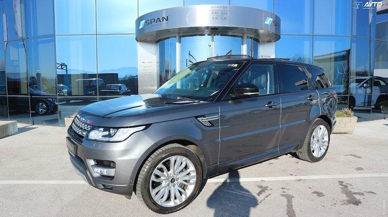 Land Rover Range Rover Sport 3.0 SDV6 Autobiography Avt. +TOP OPREMA