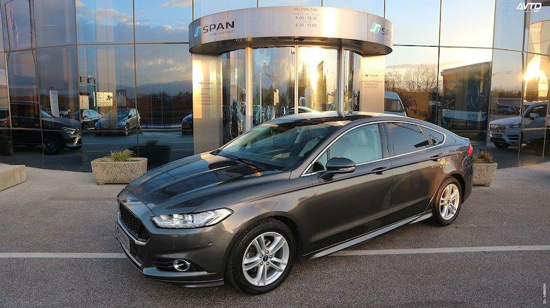 Ford Mondeo 4x4 2.0 TDCi Titanium Powershift +MAX OPREMA