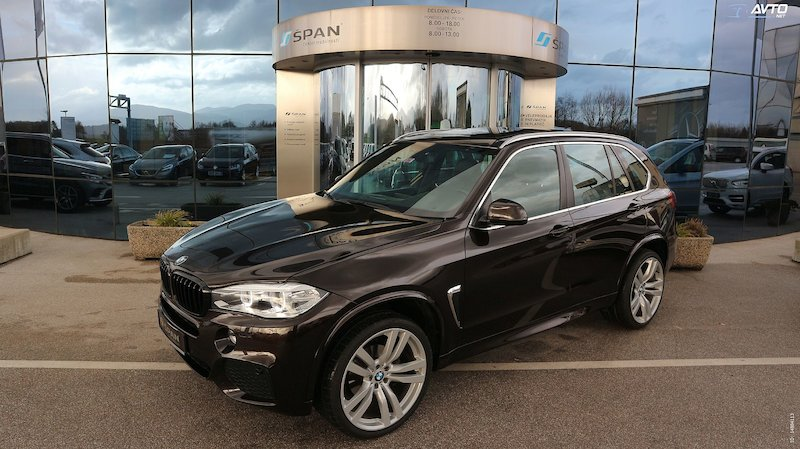 BMW serija X5 sDrive25d Avt. +PANORAMA+LED+XENON+NAVI ITD