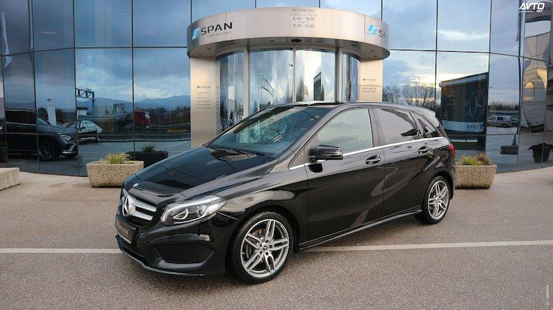 Mercedes-Benz B-Razred B 200 d AMG Line AUT +LED+ 2XDIG KLIMA+NAVI ITD