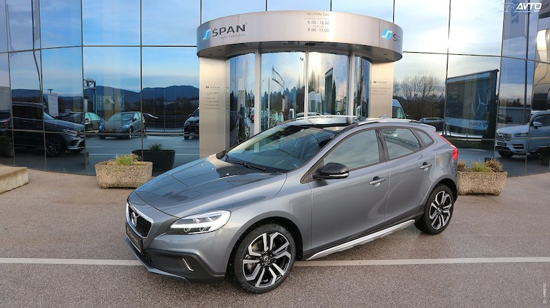 Volvo V40 Cross Country D2 Geartronic OCEAN EDITION+LED NAVI