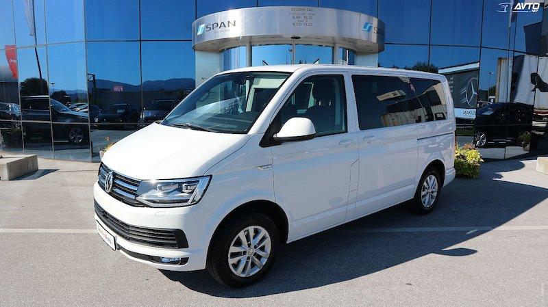 Volkswagen Multivan 2.0 TDI KMR Comfortline