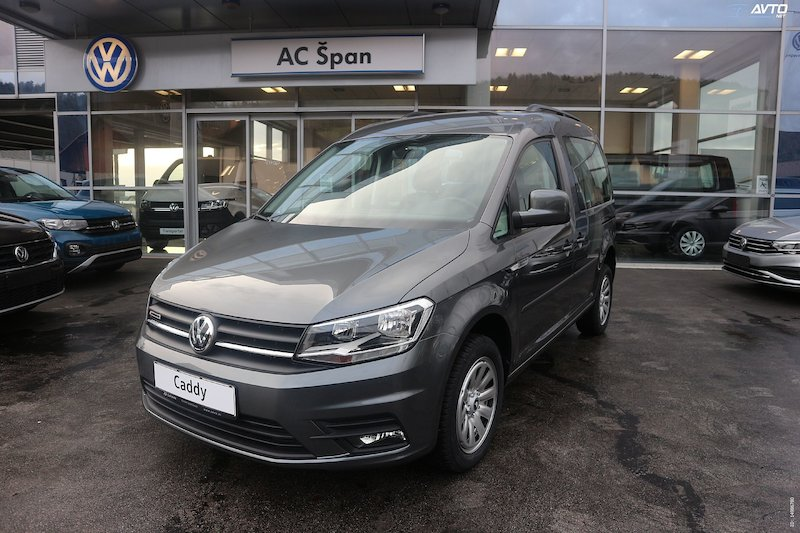 Volkswagen Caddy .2.0 TDI 4Motion Trendline