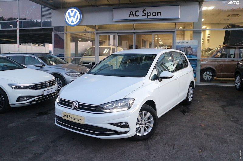 Volkswagen Golf Sportsvan .1.6 TDI Comfortline ALL INCLUSIVE