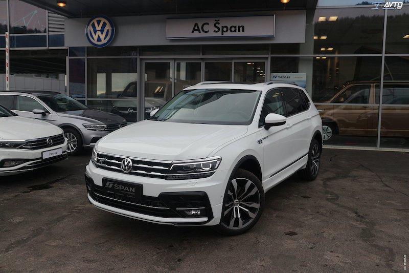 Volkswagen Tiguan Allspace .R-Line Edition 2.0 TDI 4M DSG AKCIJA ALLINCLUSIVE