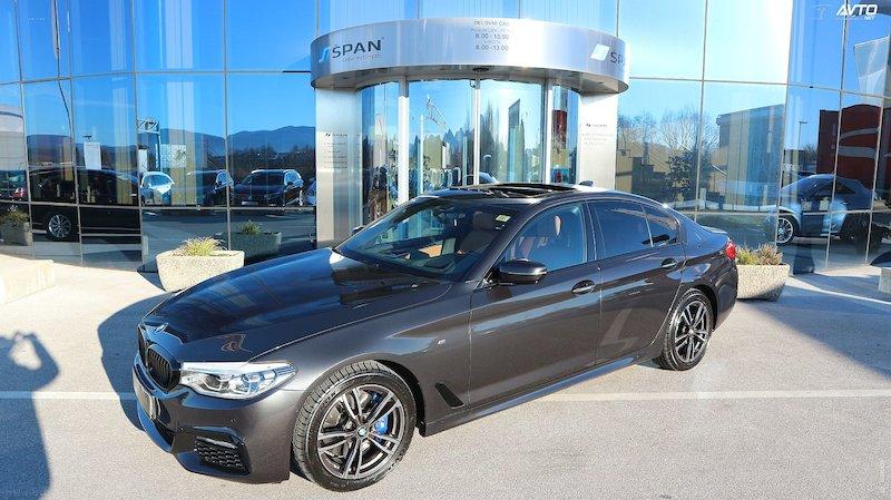 BMW serija 5 530d xDrive Avt. M OPTIK +TOP OPREMA