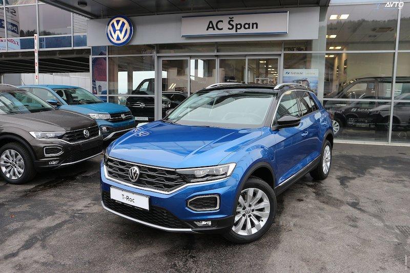 Volkswagen T-Roc .2.0 TDI BMT Sport DSG ALL INCLUSIVE