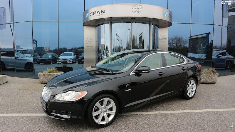 Jaguar XF 3.0 D Luxury
