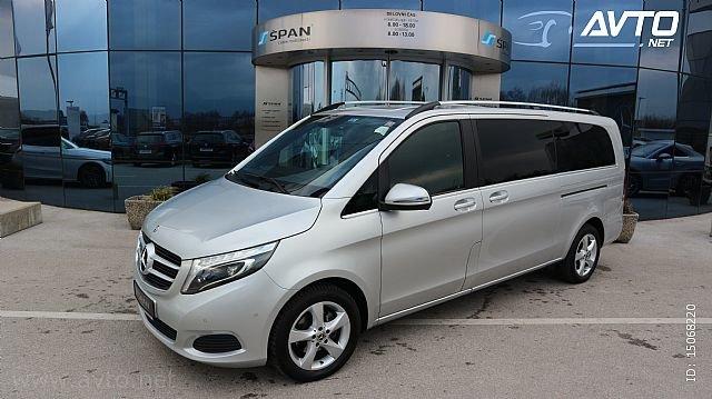 Mercedes-Benz V-Razred V 220 d Avantgarde ekstra dolgi AUT 8X SEDEŽ. NAVI