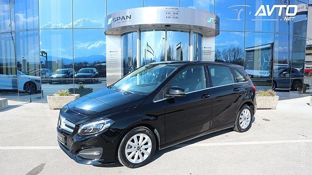 Mercedes-Benz B-Razred B 200 d Style AUT +LED. TEMPOMAT NAVI PREDPRIPRAVA