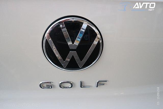 Volkswagen Golf .8 Prednaročila že na voljo
