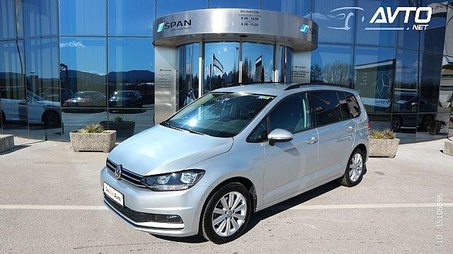 Volkswagen Touran 2.0 TDI BMT Family +ACC +NAVI SLO POREKLO