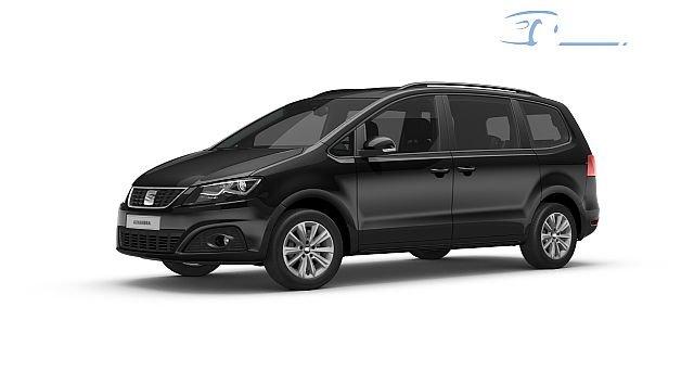 Seat Alhambra 2.0 TDI Ecomotive Style Siete