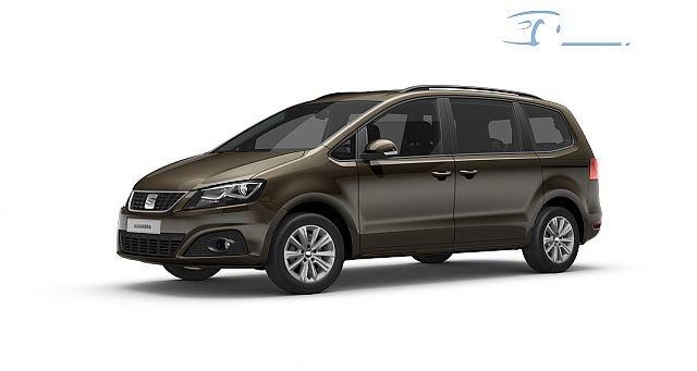 Seat Alhambra 4motion 2.0 TDI Style Siete Start Stop DSG