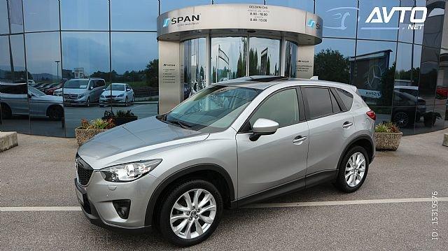 Mazda CX-5 CD150  AWD Revolution +NAVI+XENON+STREŠNO OKNO