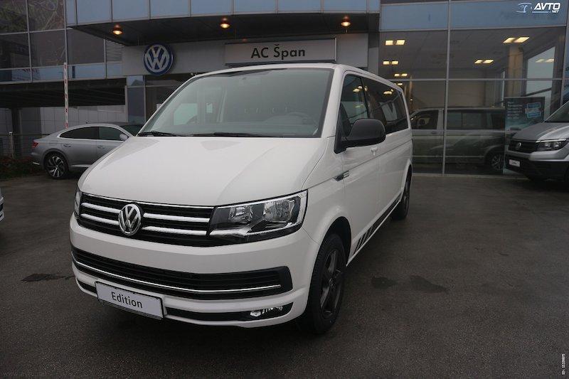 Volkswagen Transporter .T6 Kombi  8+1  2.0 TDI DMR