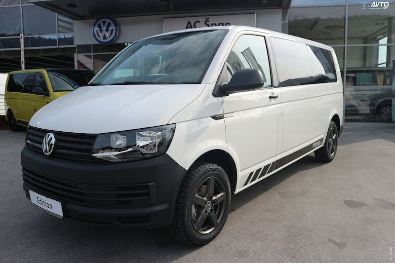 Volkswagen Transporter T6 Kombi  8+1  2.0 TDI DMR